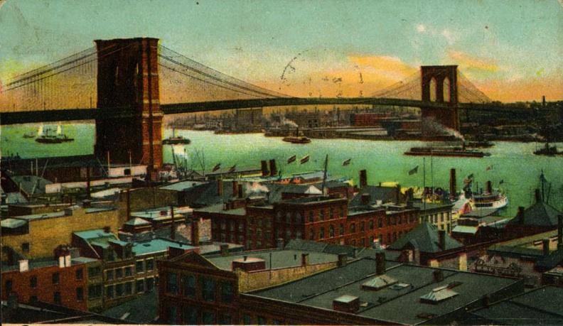 New York in 1910 | Ephemeral New York