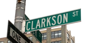 Clarksonstreetsign