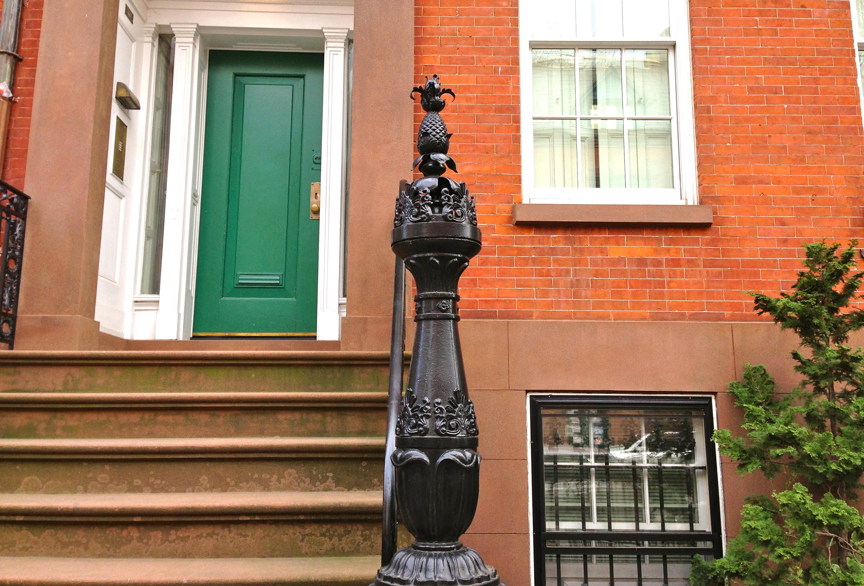 Cushman Row Ephemeral New York