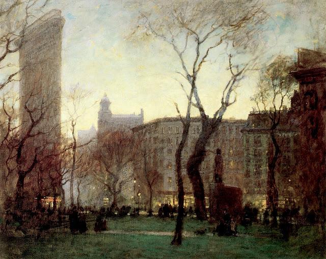 New York Painters Ephemeral New York