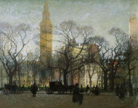 Cornoyermadsqintheafternoon1910