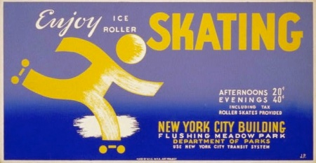 Rollerskatingposter