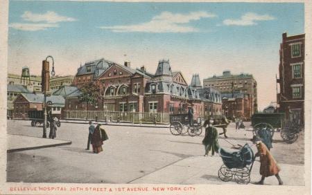 Bellevuepostcard
