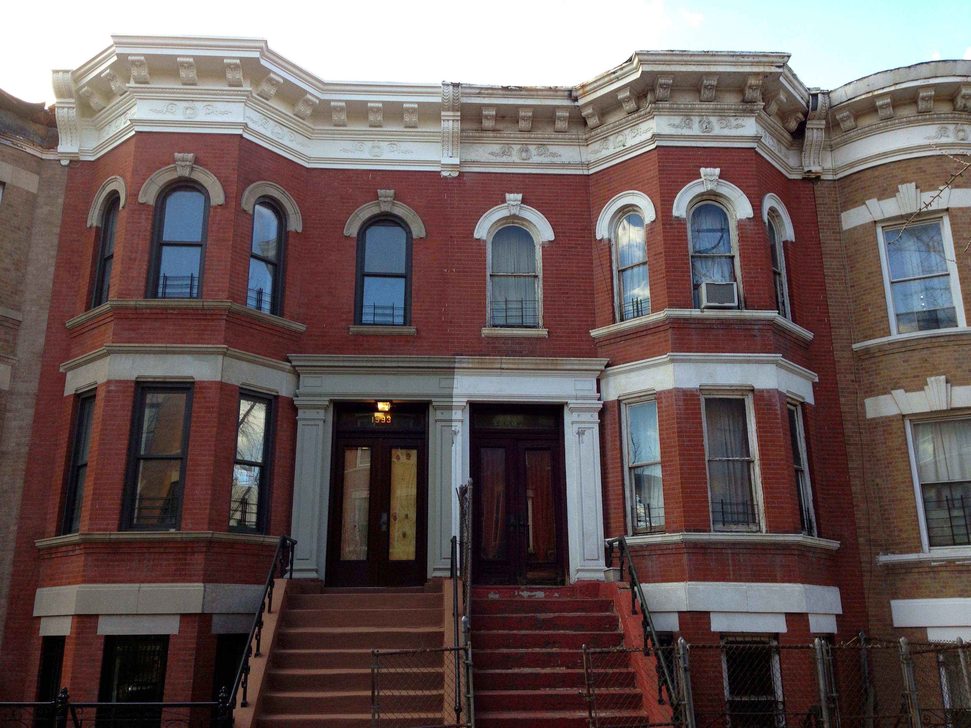 Staten Island Brownstones