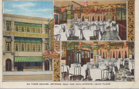 Republicrestaurantpostcard
