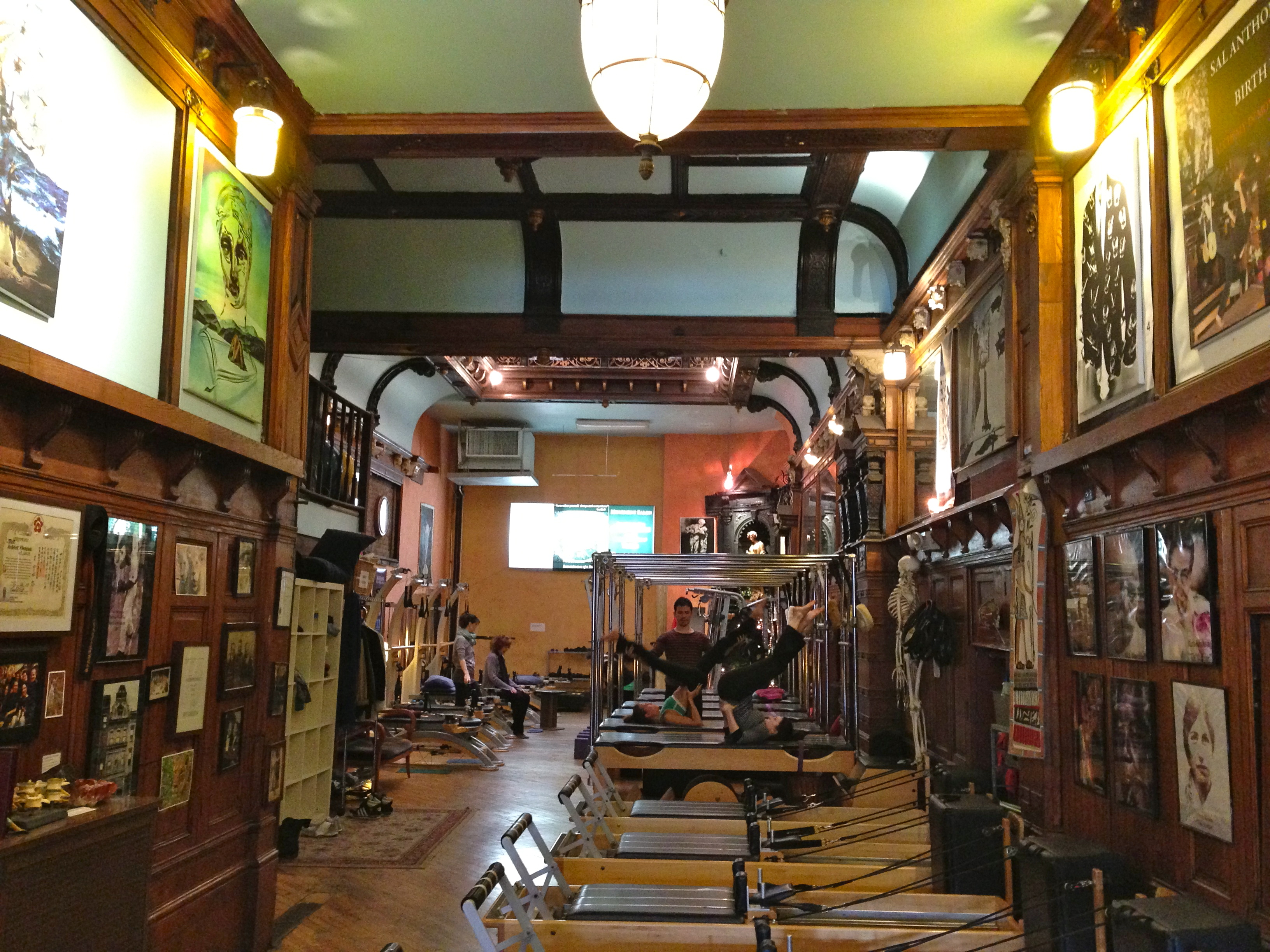 German beer halls New York City | Ephemeral New York