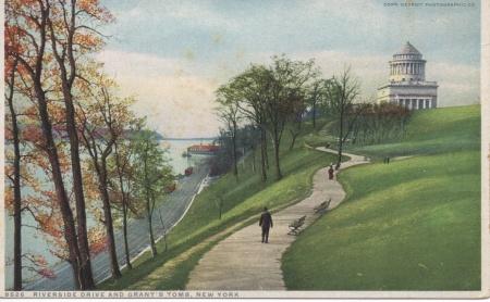 Riversidedrivepostcard