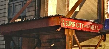 Supercitymeatsign