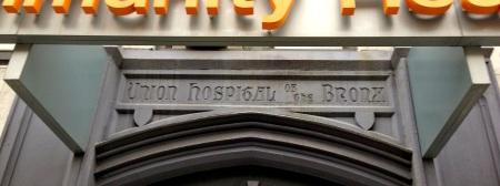 Unionhospitalbronxsign