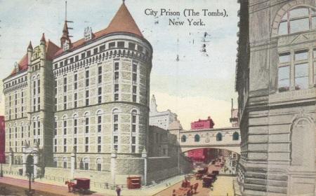 Thetombspostcard