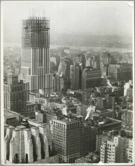 Empirestatebuilding19312