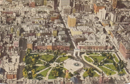Washingtonsquarepostcard