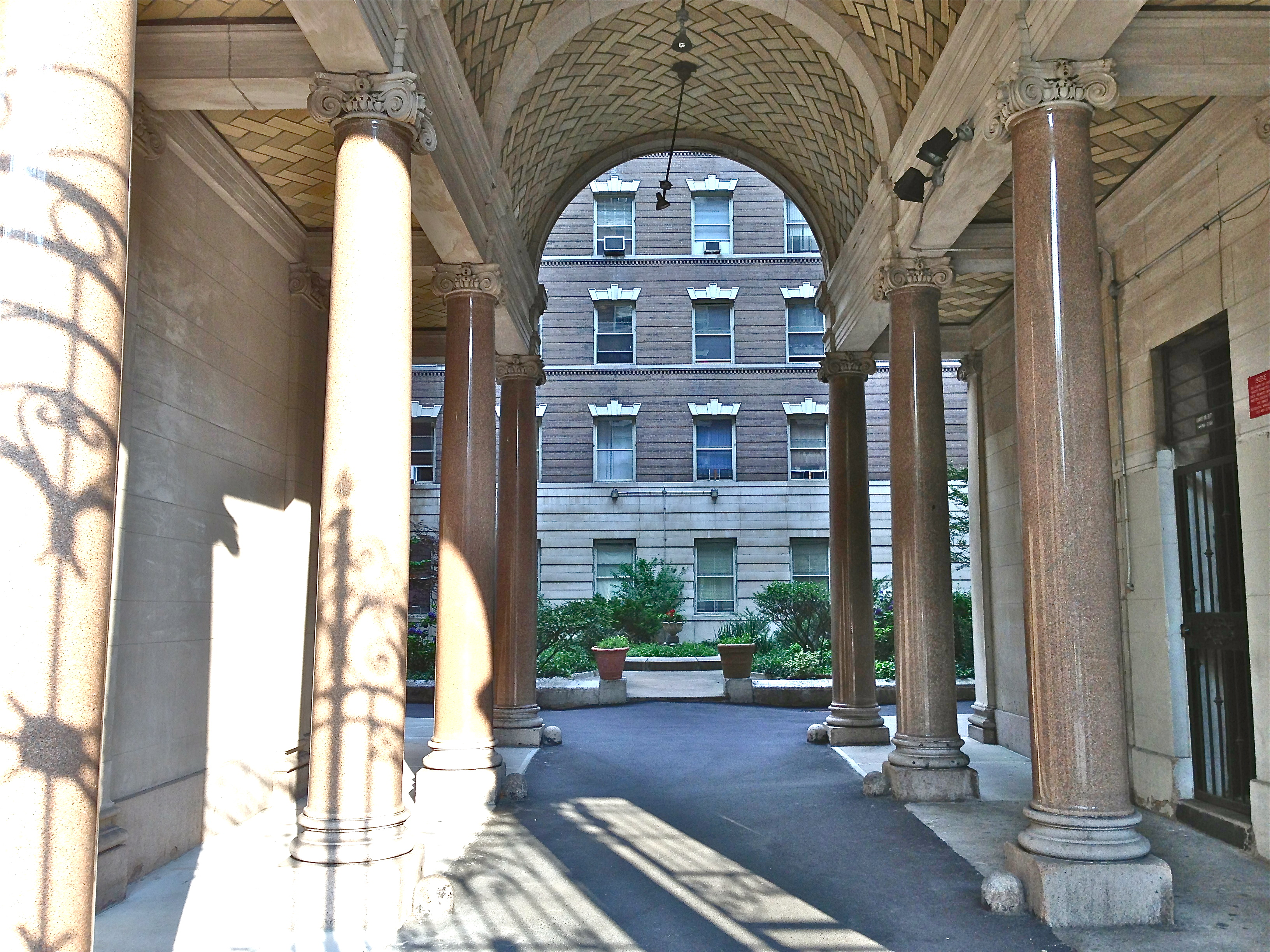 An apartment house called the harlem dakota ephemeral for Dakota building nyc apartments for sale