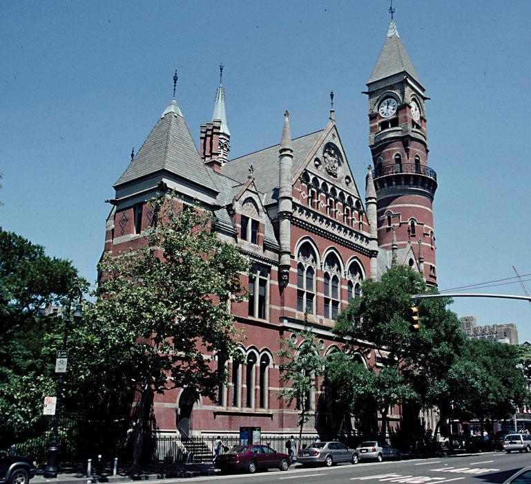 Nyc New: Gothic Architecture New York City
