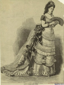 Ladyssummerballdress