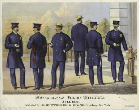 Metropolitanpoliceuniforms