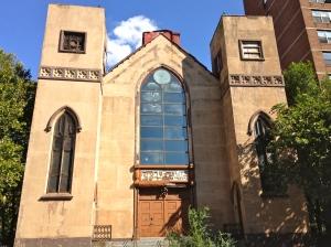 Norfolkstreetsynagogue