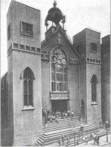 Norfolkstreetsynagogue1900s