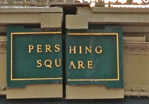 Pershingsquaresign