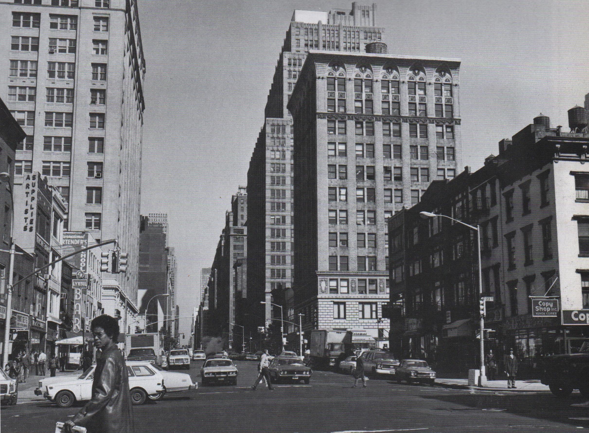 Ephemeral New York