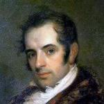 Portrait of Washington Irving