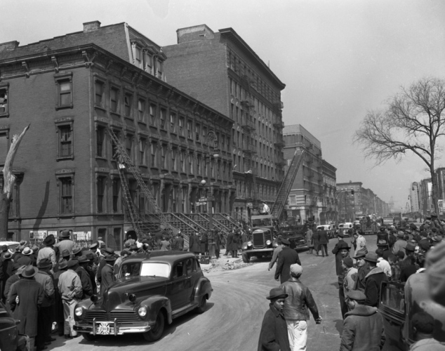 New York In The 1940s Ephemeral New York