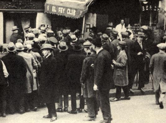 Image result for texas guinan's el fey club 1920s