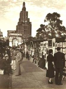 Artistspoetsgreenwichvillage19352