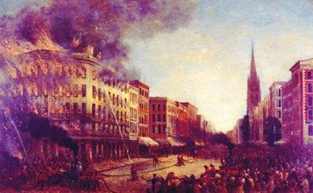Barnumsmuseumfire1865