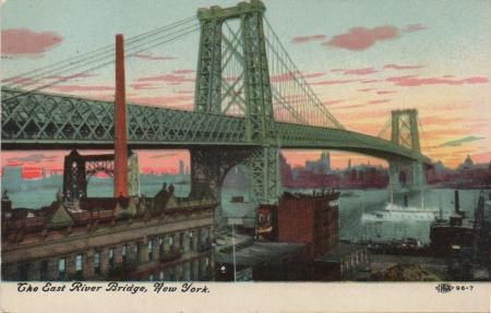 Eastriverbridgepostcard
