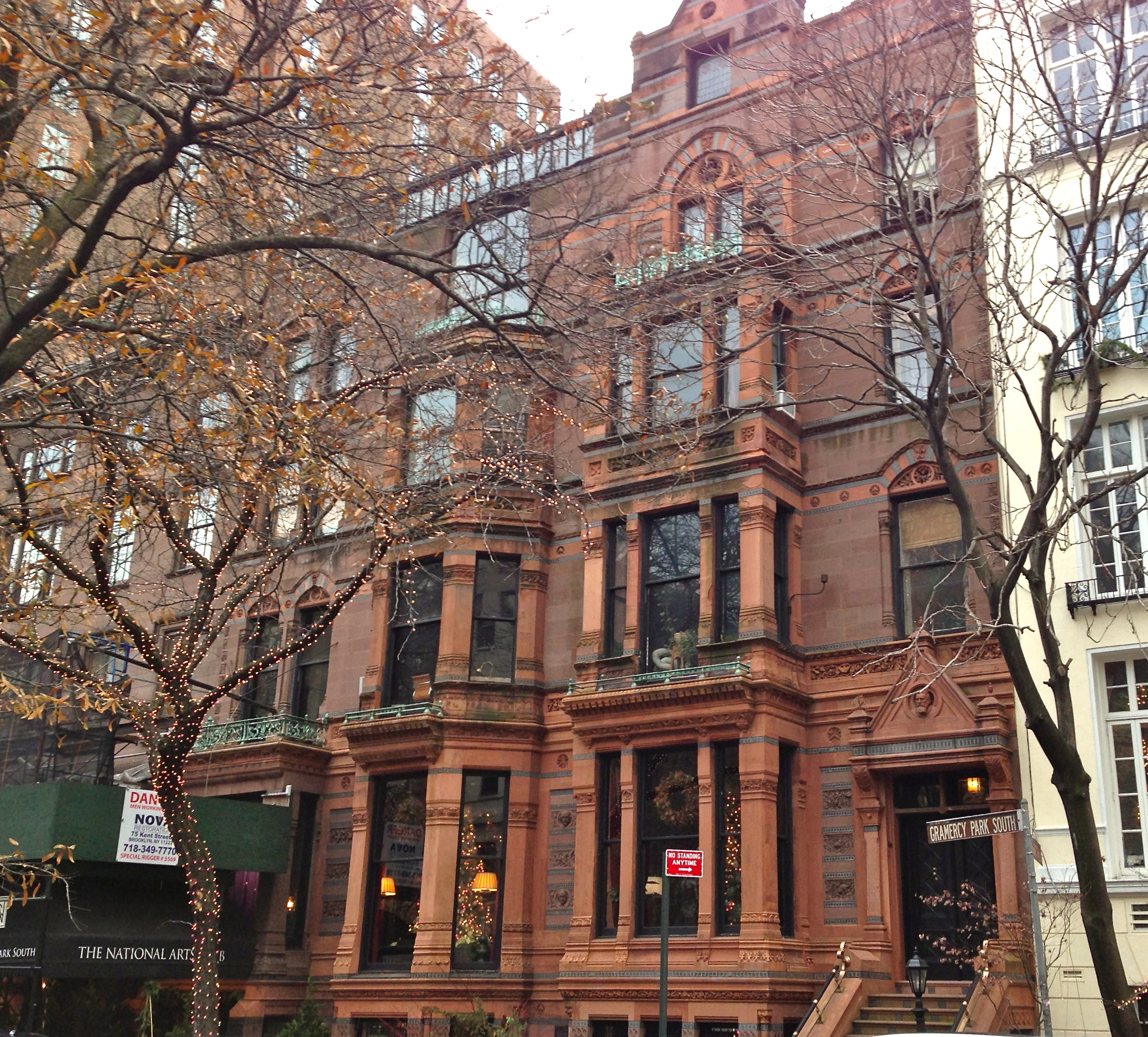 SEE: Park Slope Brownstone With Roof Garden, 8 Bedrooms | Park ...