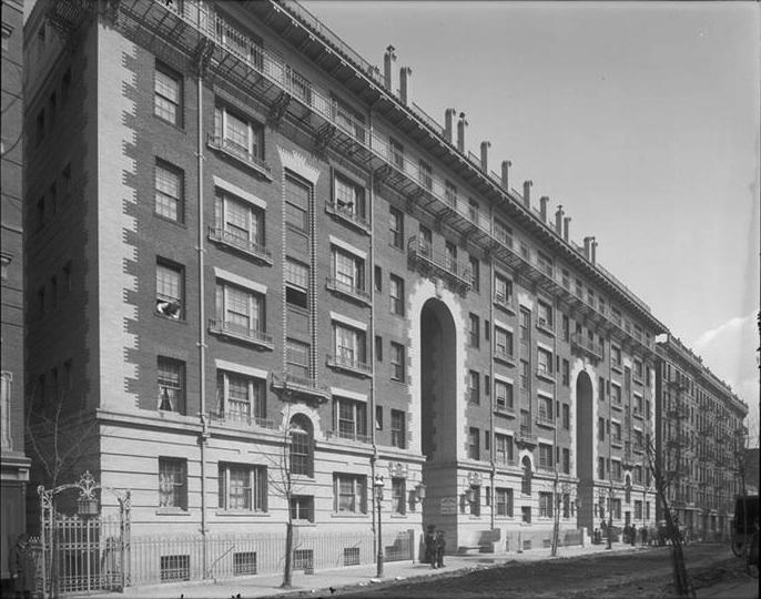 New York 1900 Ephemeral New York