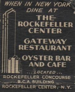 Rockcenteroysterbar