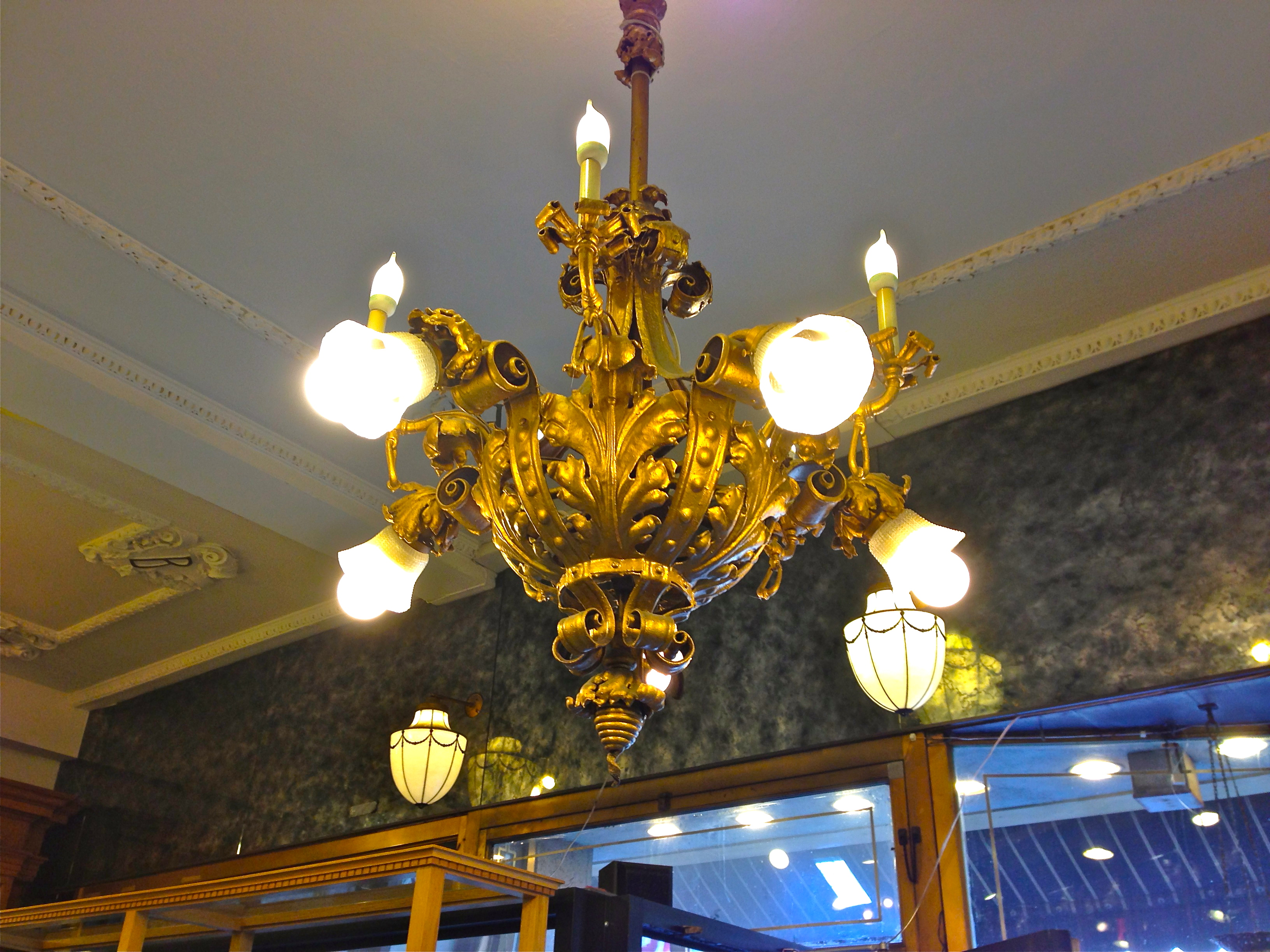 old chandeliers – Old Chandeliers