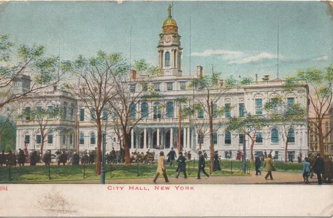 Cityhallpostcard