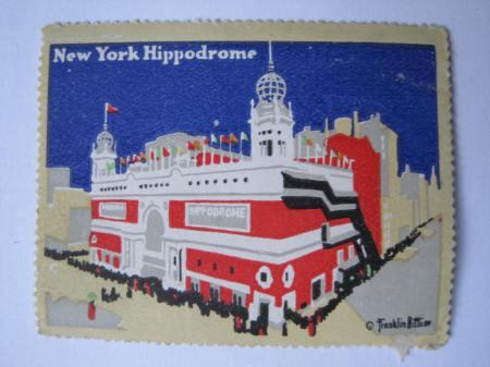 Hippodromeposterstamp