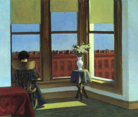 Hopper Painting Room In New York