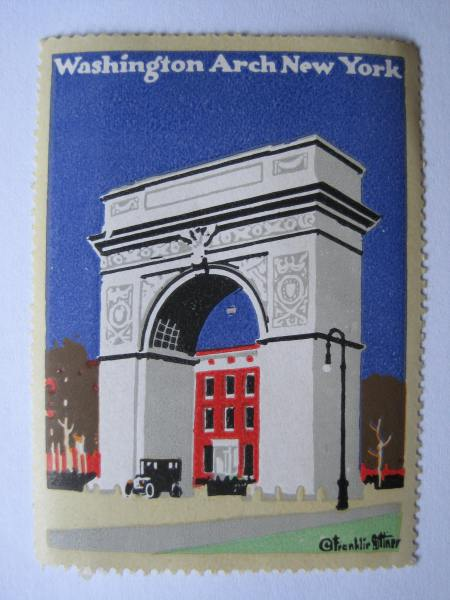Washingtonarchposterstamp