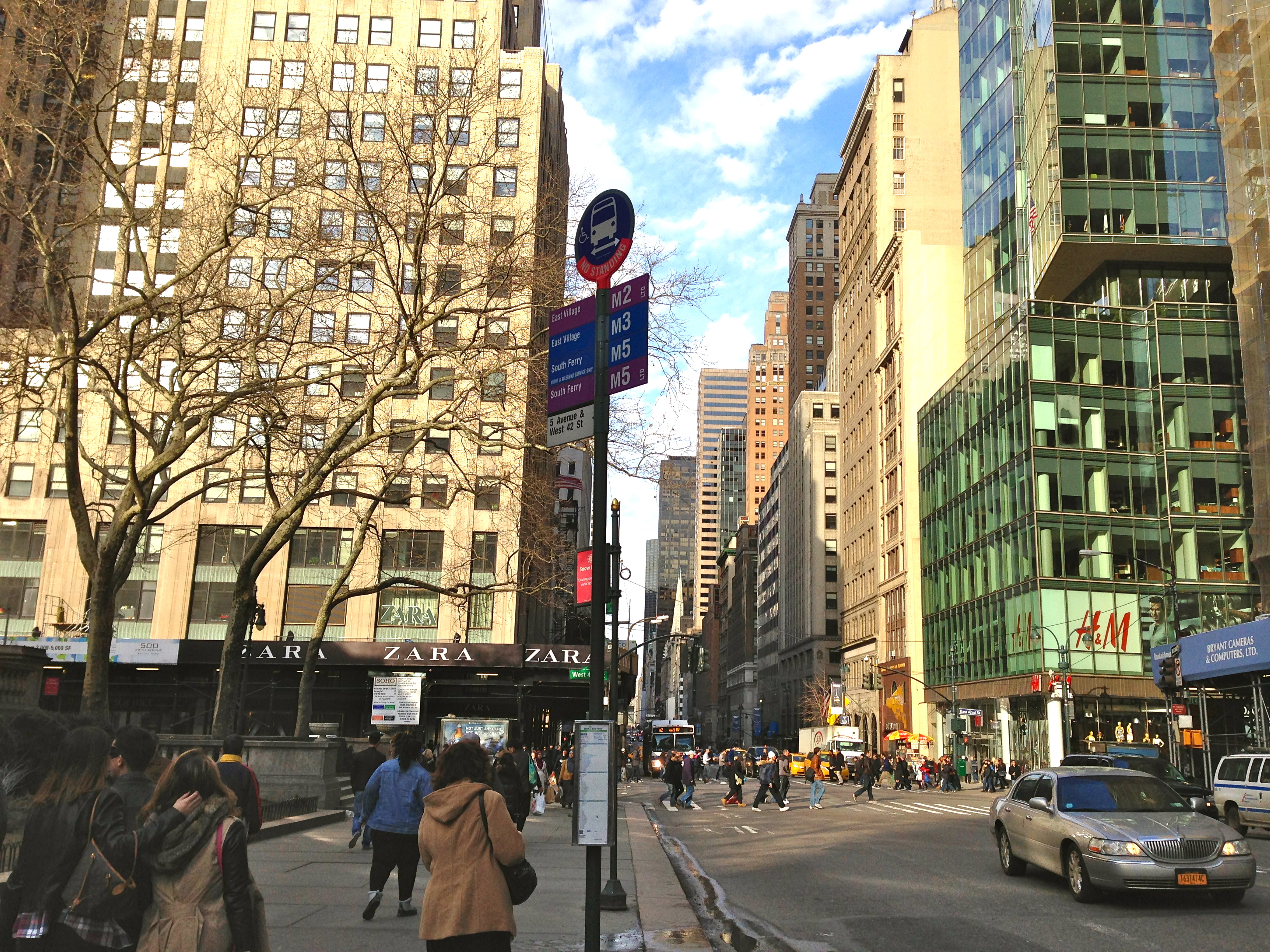 Daniel Stover Fifth Avenue Thavendstreet
