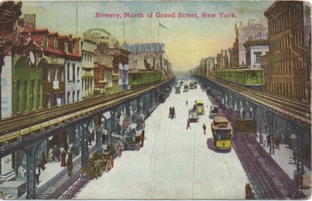 Bowerypostcard