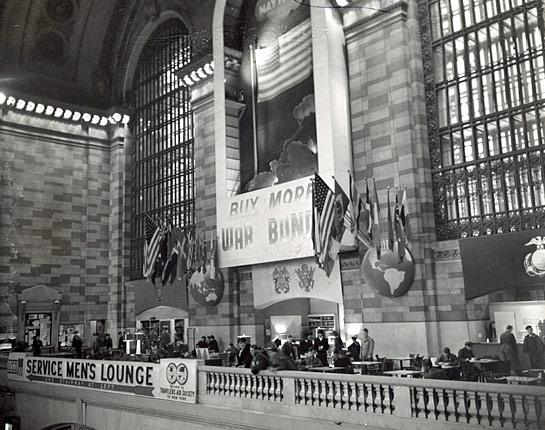 New York In World War Ii Ephemeral New York