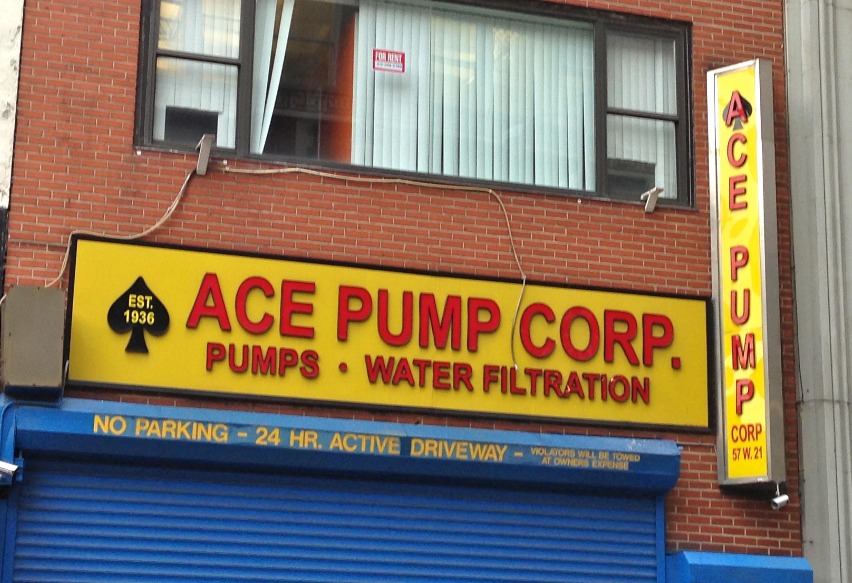 Vintage Signs New York City Ephemeral New York