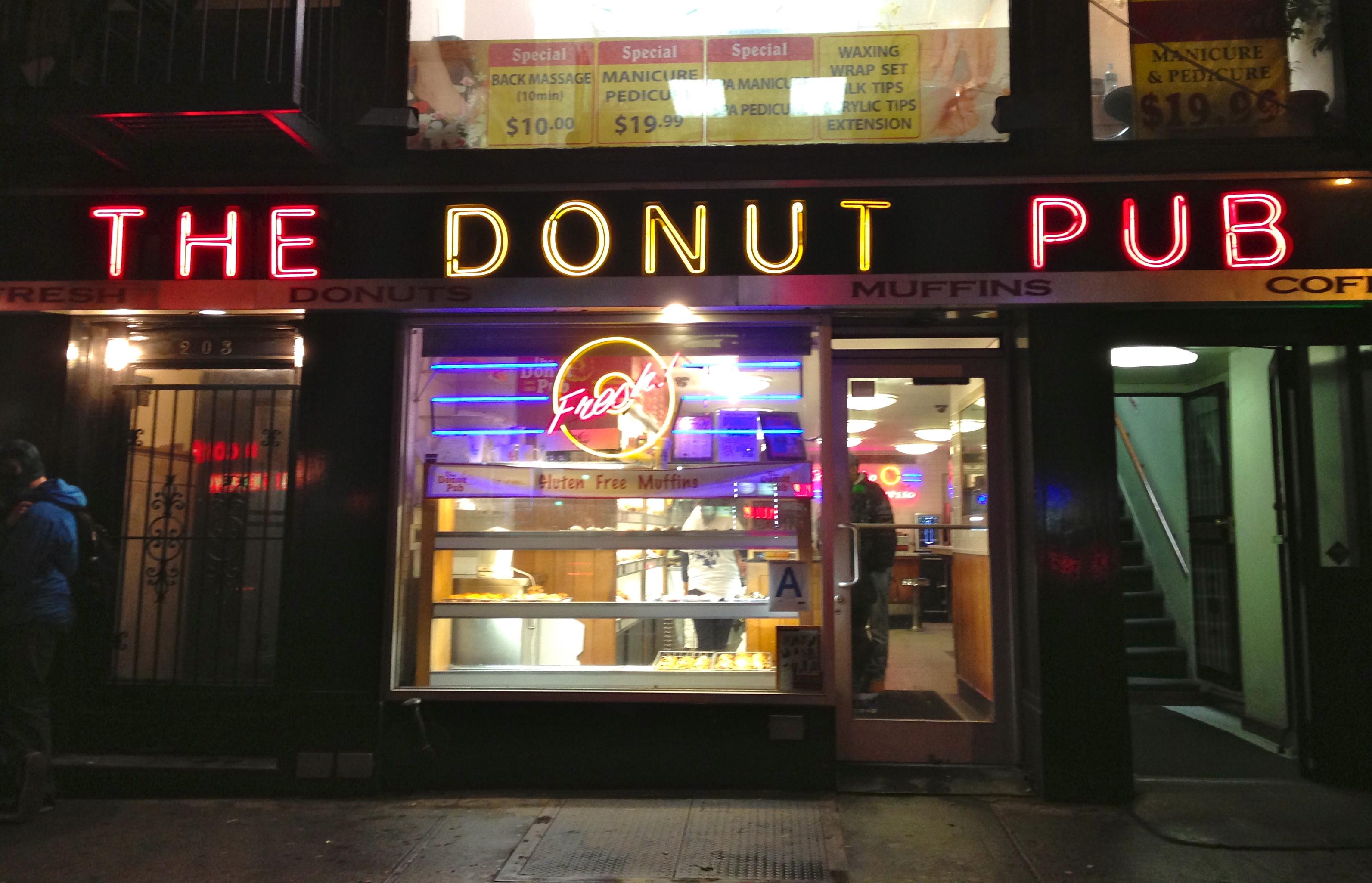 Donutpub14thstreet