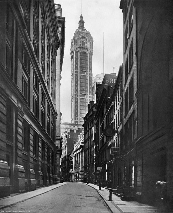 New York City Skyscrapers Ephemeral New York