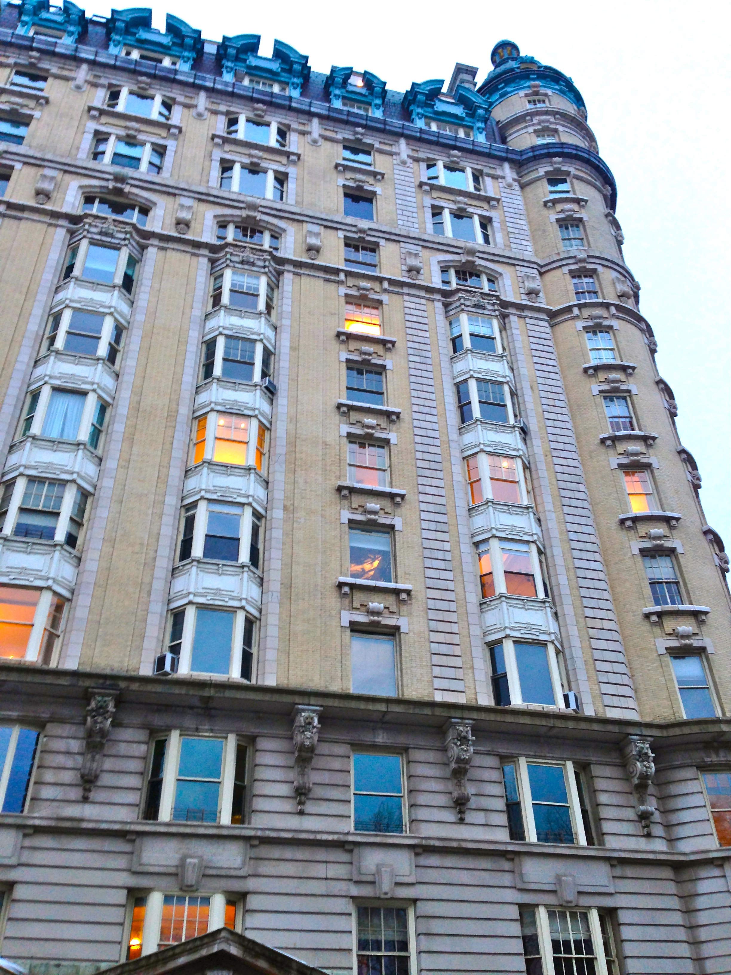 first apartment buildings New York | Ephemeral New York