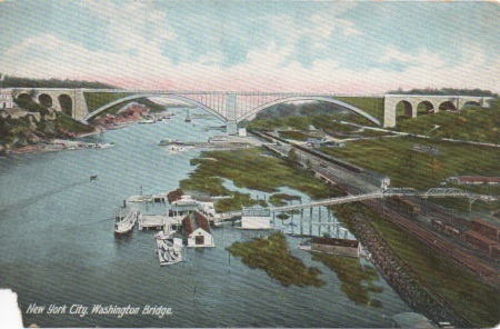 Washingtonbridgepostcard