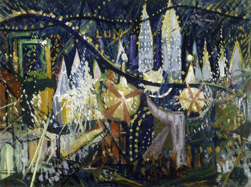 Joseph Stella Painter Ephemeral New York