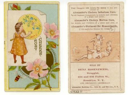 Rosycheekstradecard