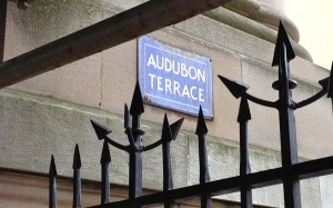 Audubonterracesign