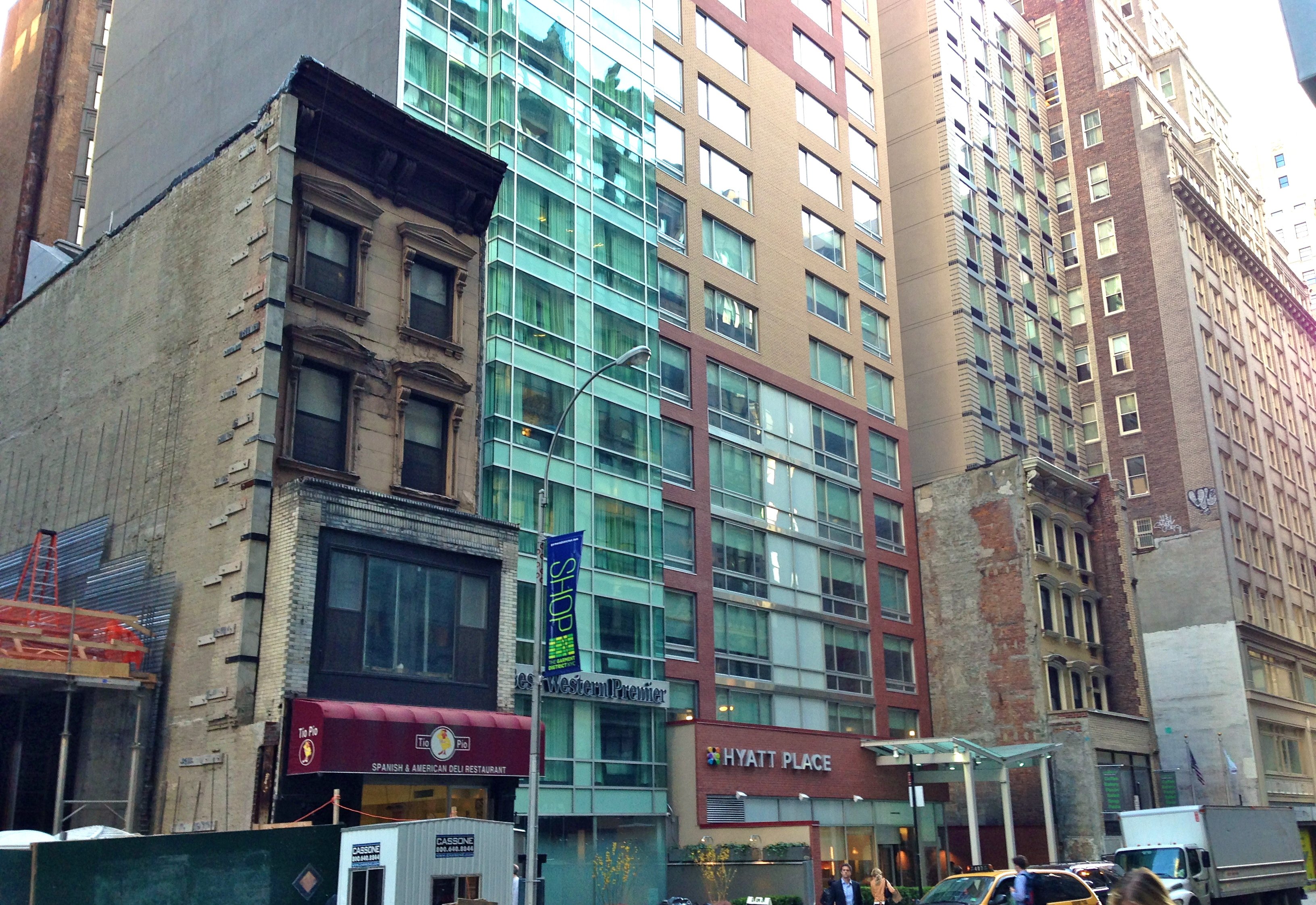 tenements in new york city
